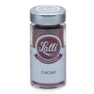 zucchero al cacao formato 90g