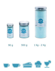 zucchero aromatizzato anice formati disponibili
