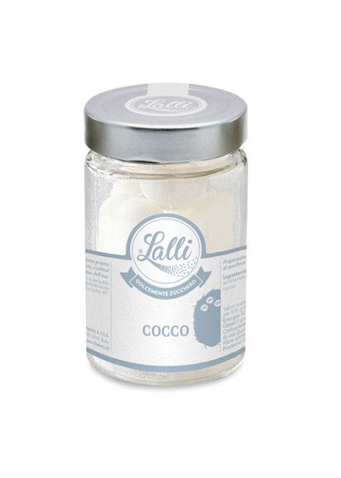 zollette di zucchero al cocco