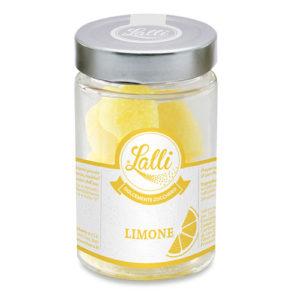 zollette di zucchero gusto limone