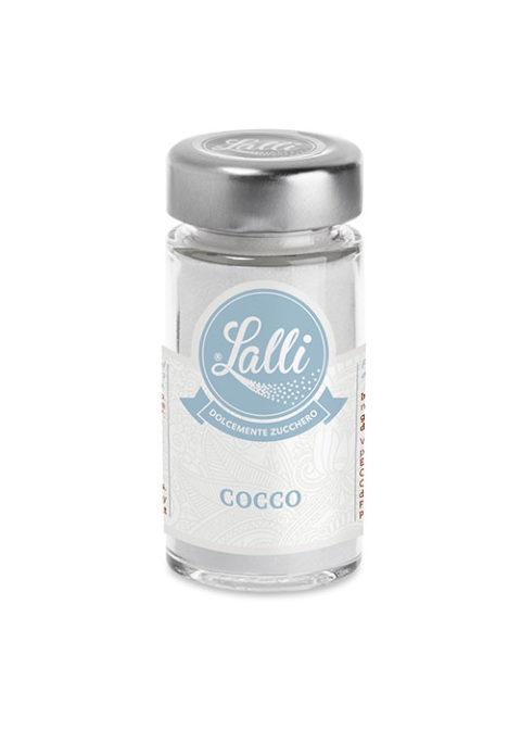 zucchero aromatizzato al cocco